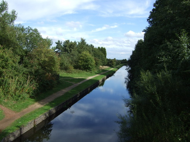 Anglesey Branch, Wyrley and Essington Canal