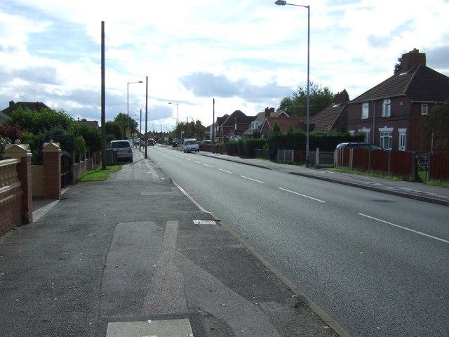 Ogley Road (B5011)