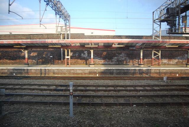 Crewe Station