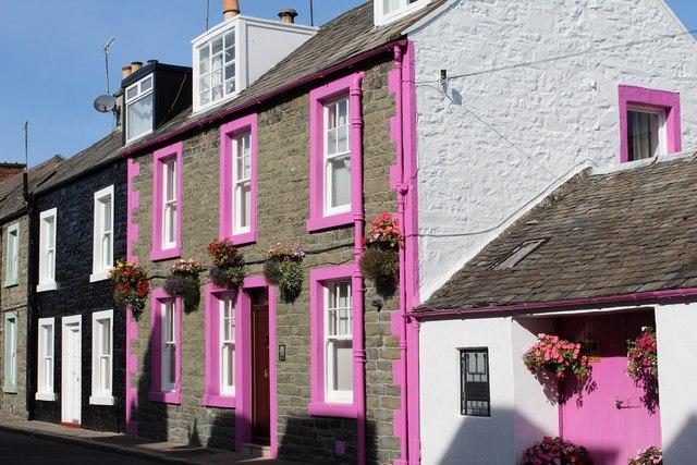 Union Street, Kirkcudbright