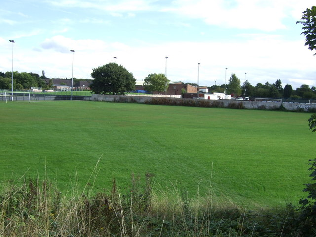 Playing fields, Walsall Wood