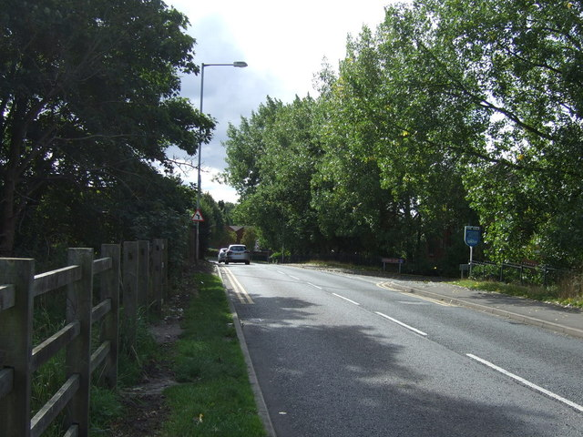 Coppice Road (B4153)