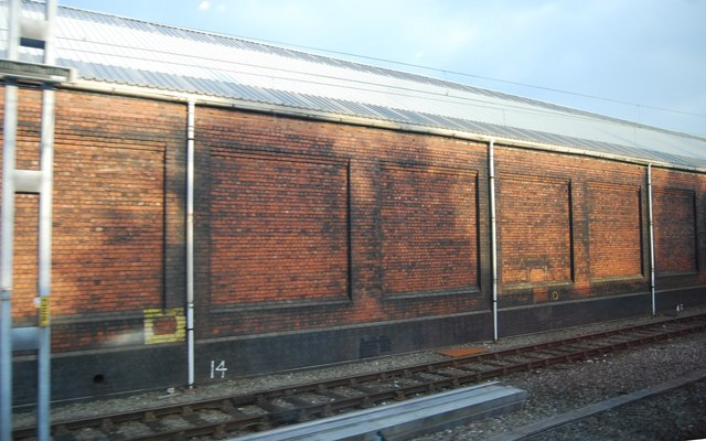 Crewe Carriage Shed