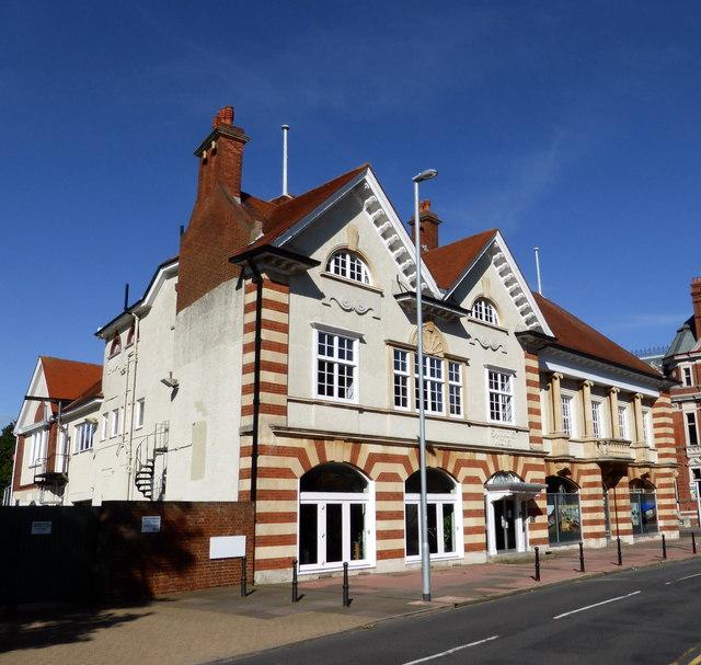 Caffyns Garage and Saffron Rooms, Eastbourne