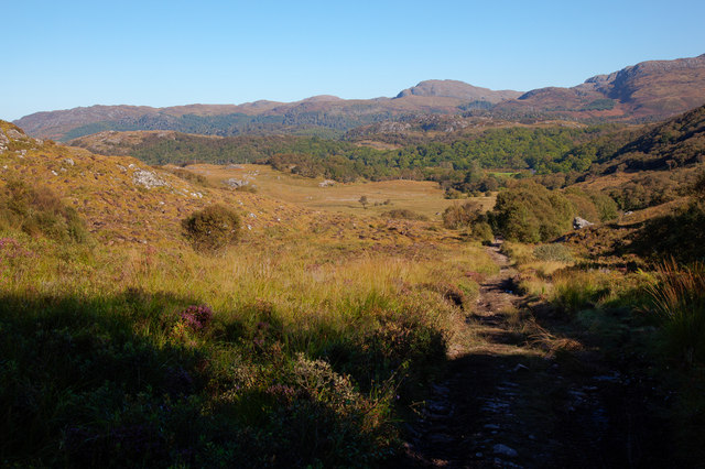 View towards Shieldaig