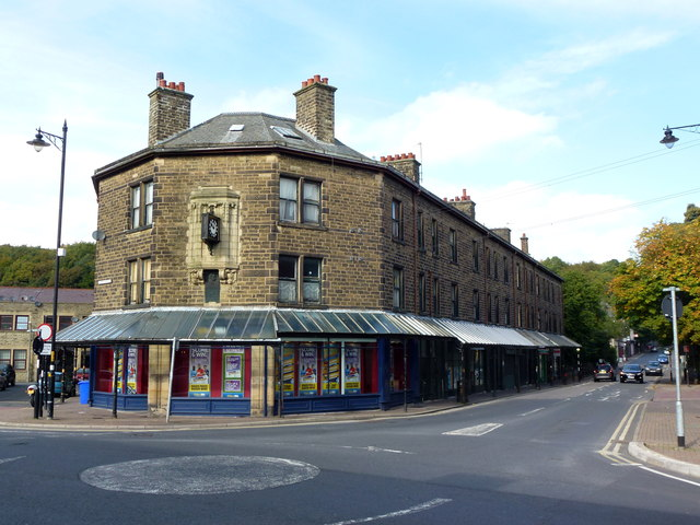 The Arcade, Waterfoot
