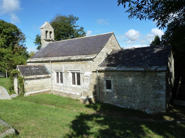 St Nicholas, Buckland Ripers: churchyard (e)