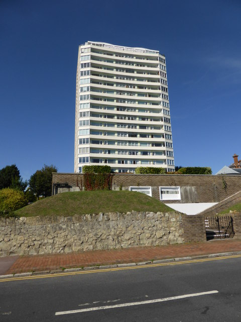 South Cliff Tower, Bolsover Road, Eastbourne
