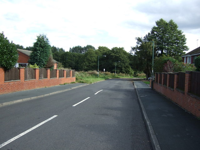 Greenfields Road, High Heath