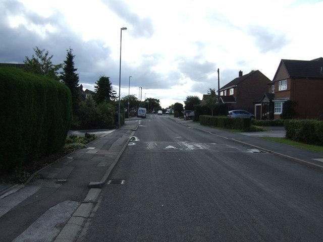 Green Lane, High Heath