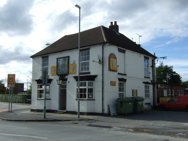 The Four Crosses pub