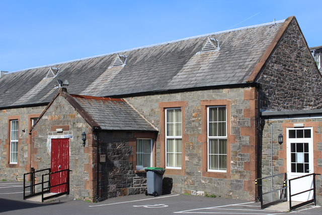 St Andrew's & St Cuthbert's Roman Catholic Church Hall, Kirkcudbright