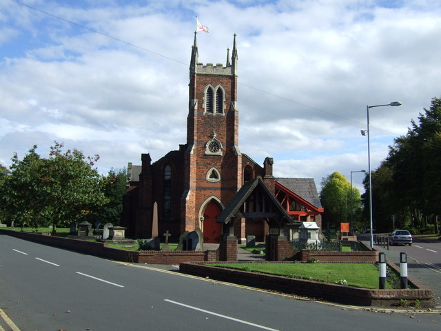 St. Michael and All Angels Church, Pelsall