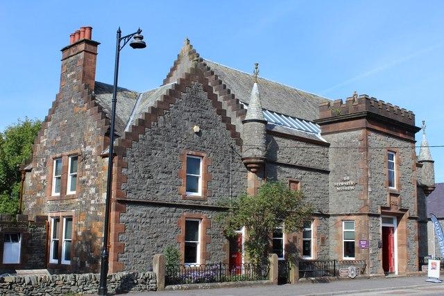 The Stewartry Museum, Kirkcudbright