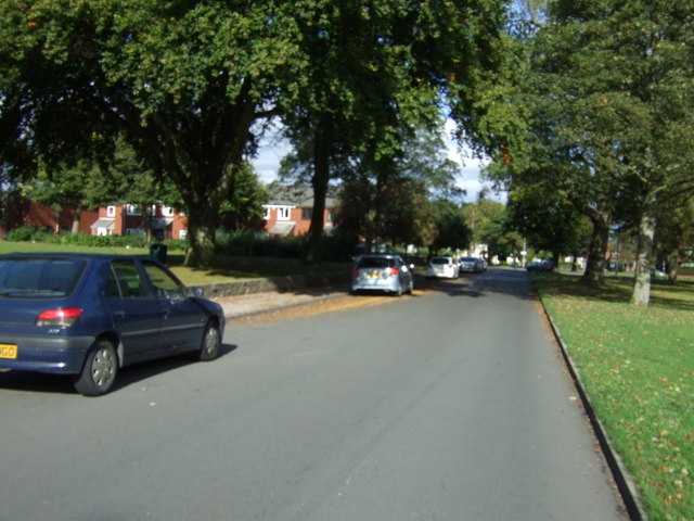 Church Road, Pelsall
