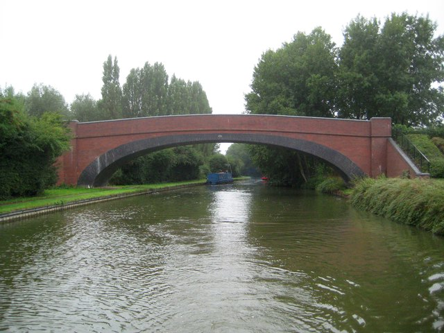Grand Union Canal: Bridge Number 98A
