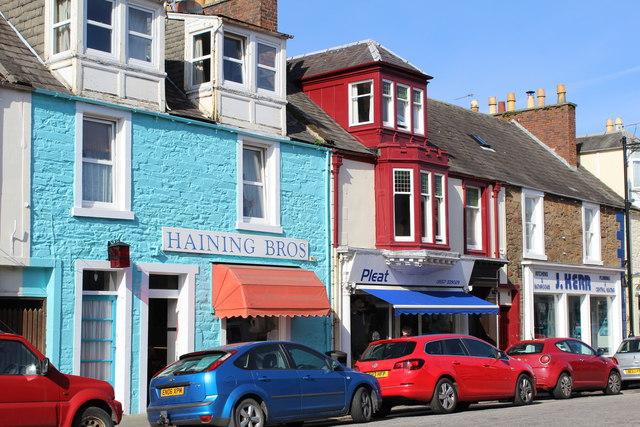 St Mary Street, Kirkcudbright