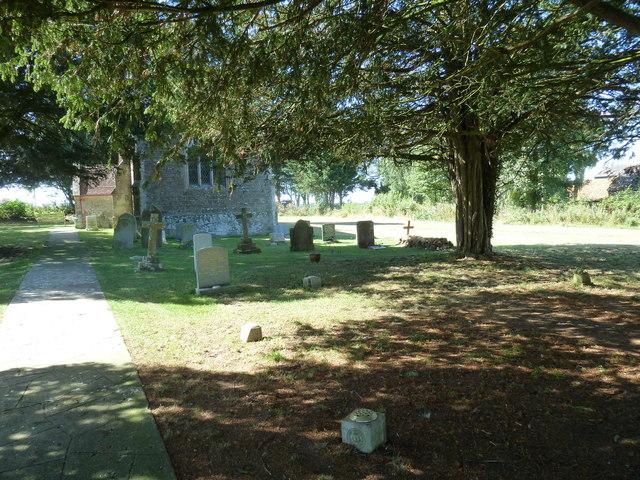 Margaret Marsh Churchyard (1)