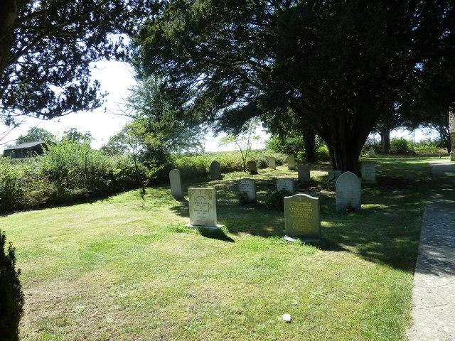 Margaret Marsh Churchyard (2)