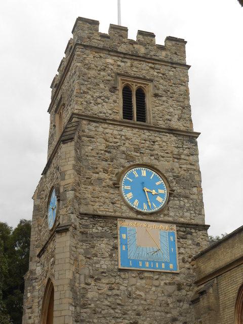 St Mary's Putney