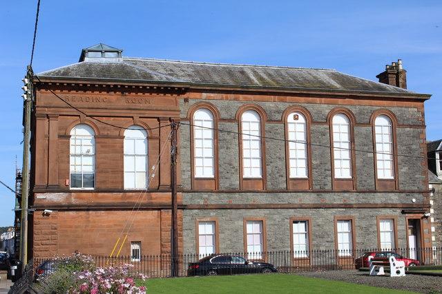 Kirkcudbright Town Hall