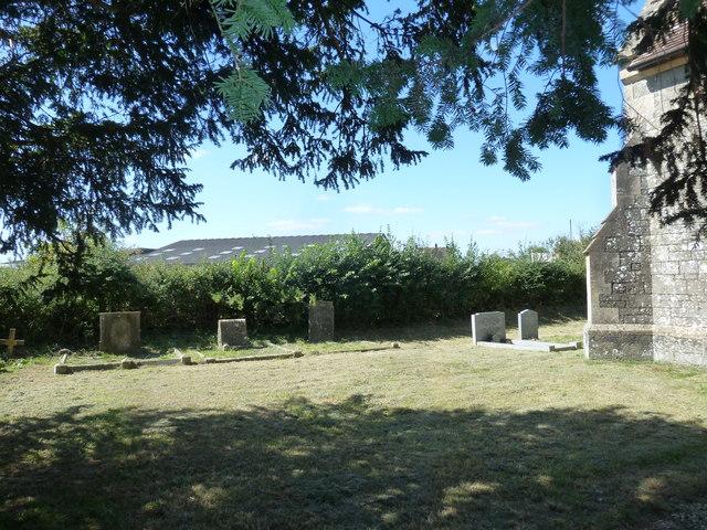 West Orchard Churchyard (B)