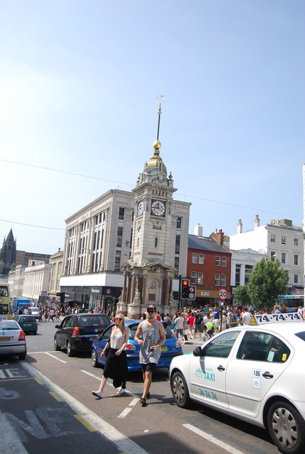 Clock Tower, Queen's Rd