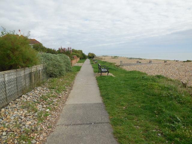 Patterson's Walk, Ferring