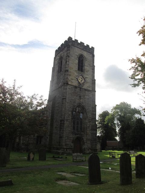 All Saints Church, Darton