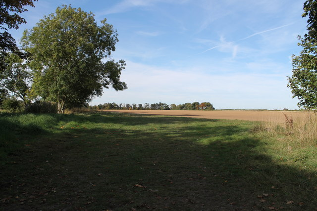 Field off Church Lane
