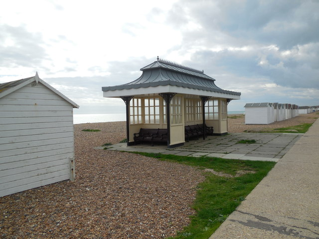 Seafront Shelter - Goring-By-Sea