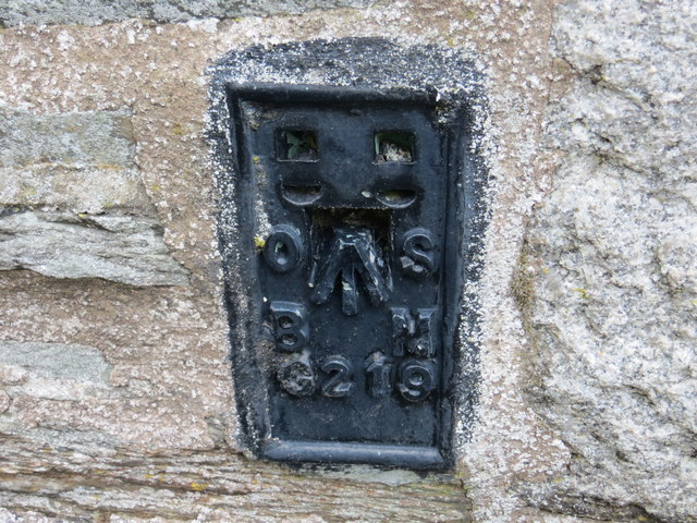 Ordnance Survey Flush Bracket G219