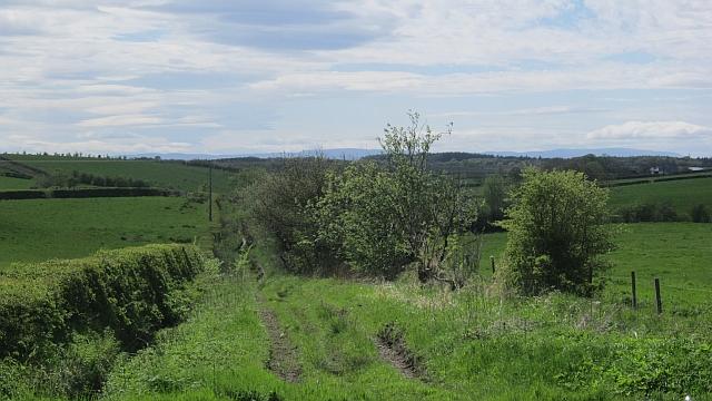 Green lane, North Kilbride