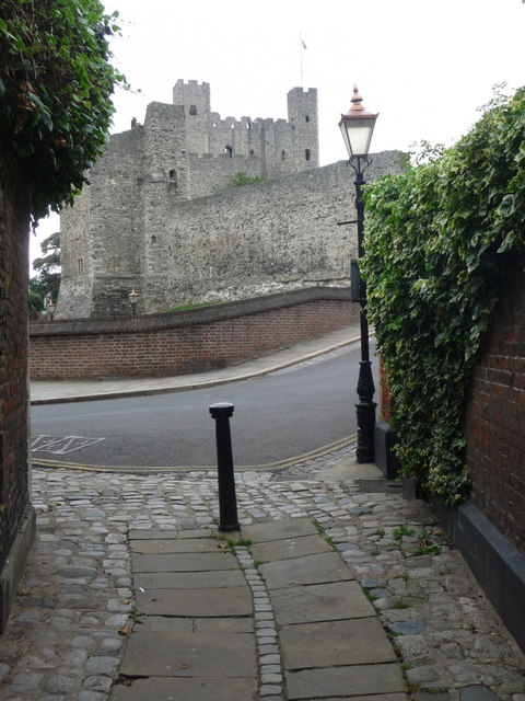 Rochester: the end of Two Posts Alley