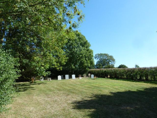 St Thomas, East Orchard: churchyard (III)