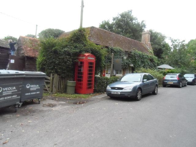 Post Office, Wiston
