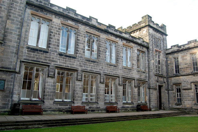 King's College Quadrangle, South Side