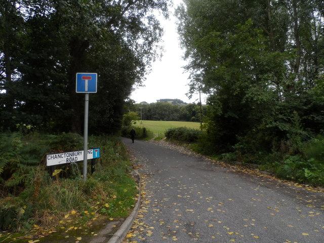 Chanctonbury Ring Road