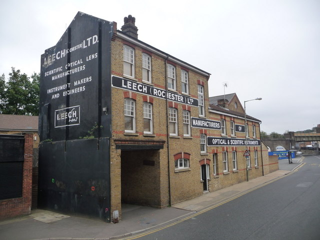 Rochester: Leech & Co. Ltd.