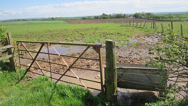 A wet gateway