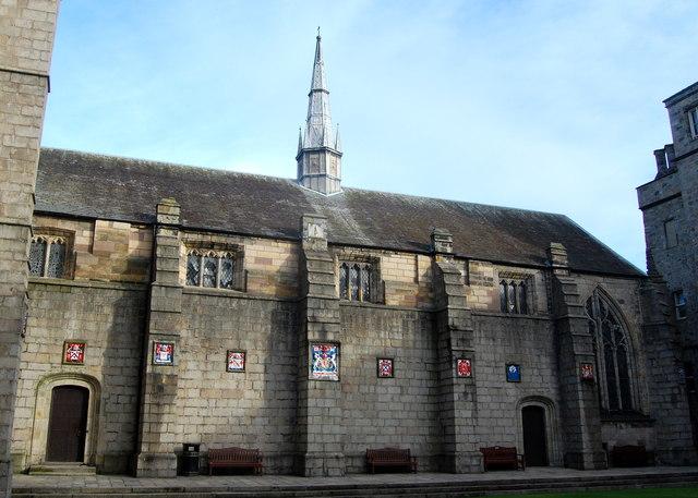 King's College Chapel, University of Aberdeen