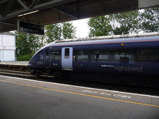 Rochester: Javelin train calling