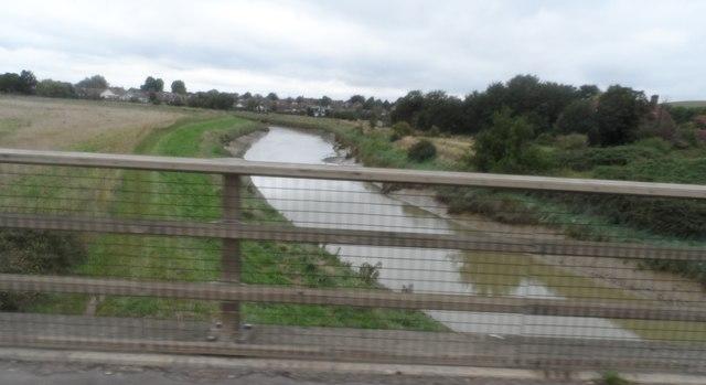 River Adur from A283 bridge