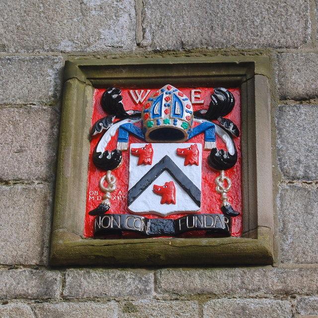 King's College Chapel heraldry I