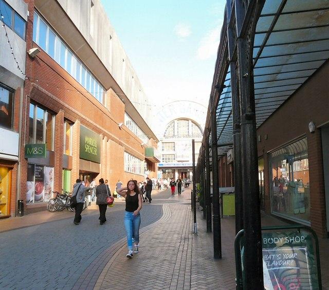 Victoria Street