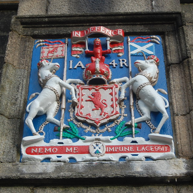 King's College Chapel heraldry IV