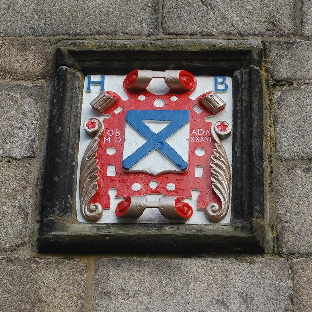 King's College Chapel heraldry V