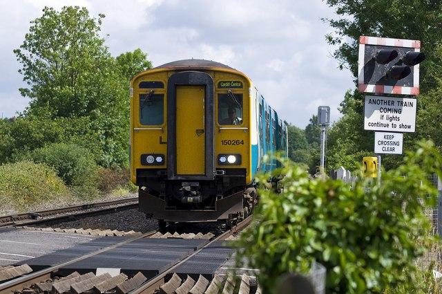 Westbury Crossing
