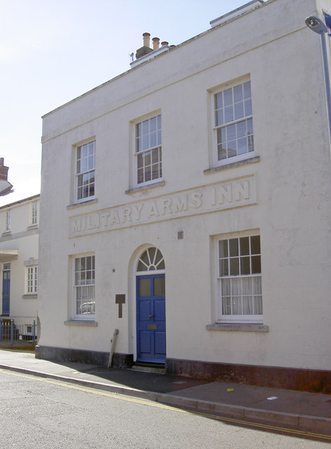 Military Arms Inn