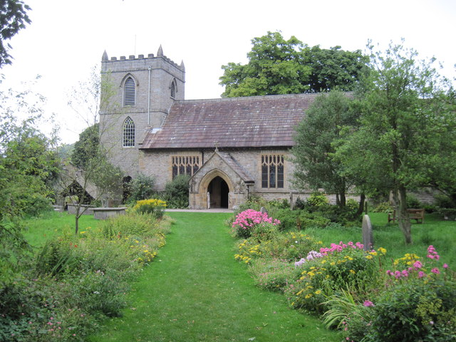 St  Mary's  Parish  Church  Kettlewell